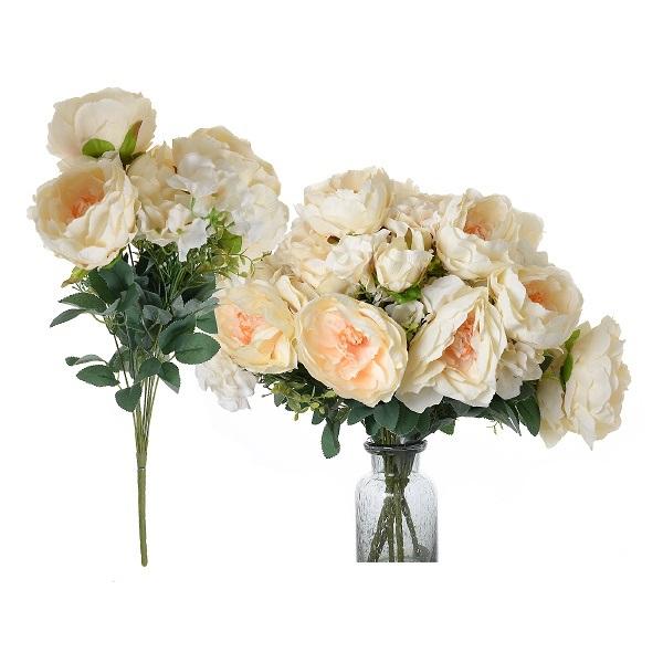 Искусственные цветы для украшения интерьера.