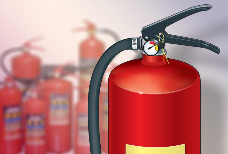 Вам интересны виды и характеристики огнетушителя?