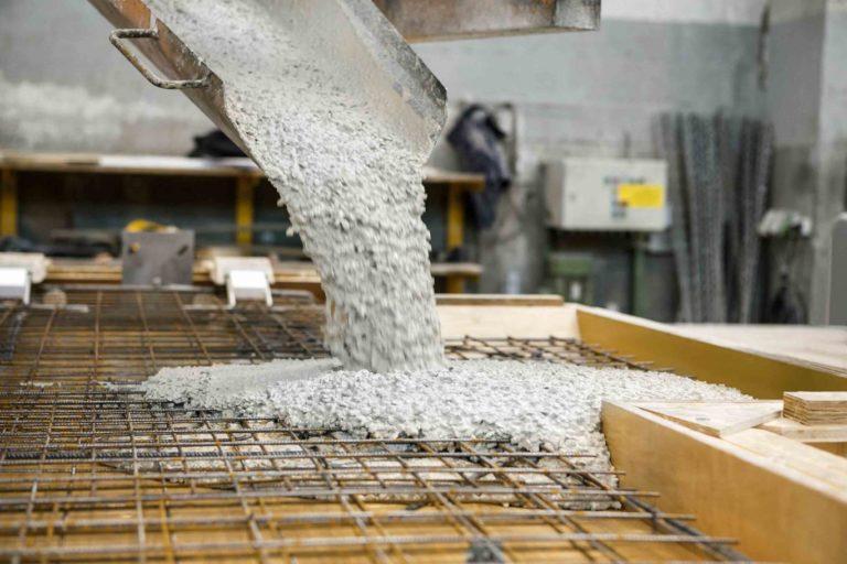 Самое главное — это выбрать правильный бетон для фундамента