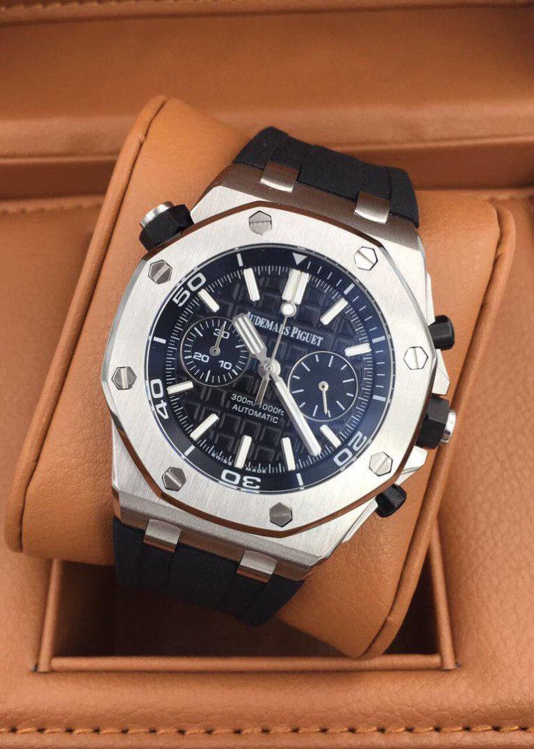 Какие наручные часы подчеркнут ваш статус? Конечно же, audemars piguet