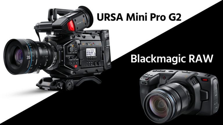 Лучшая съёмка вам обеспечена лишь с Blackmagic URSA Mini Pro